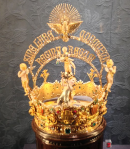 Crown from Seville Cathedral