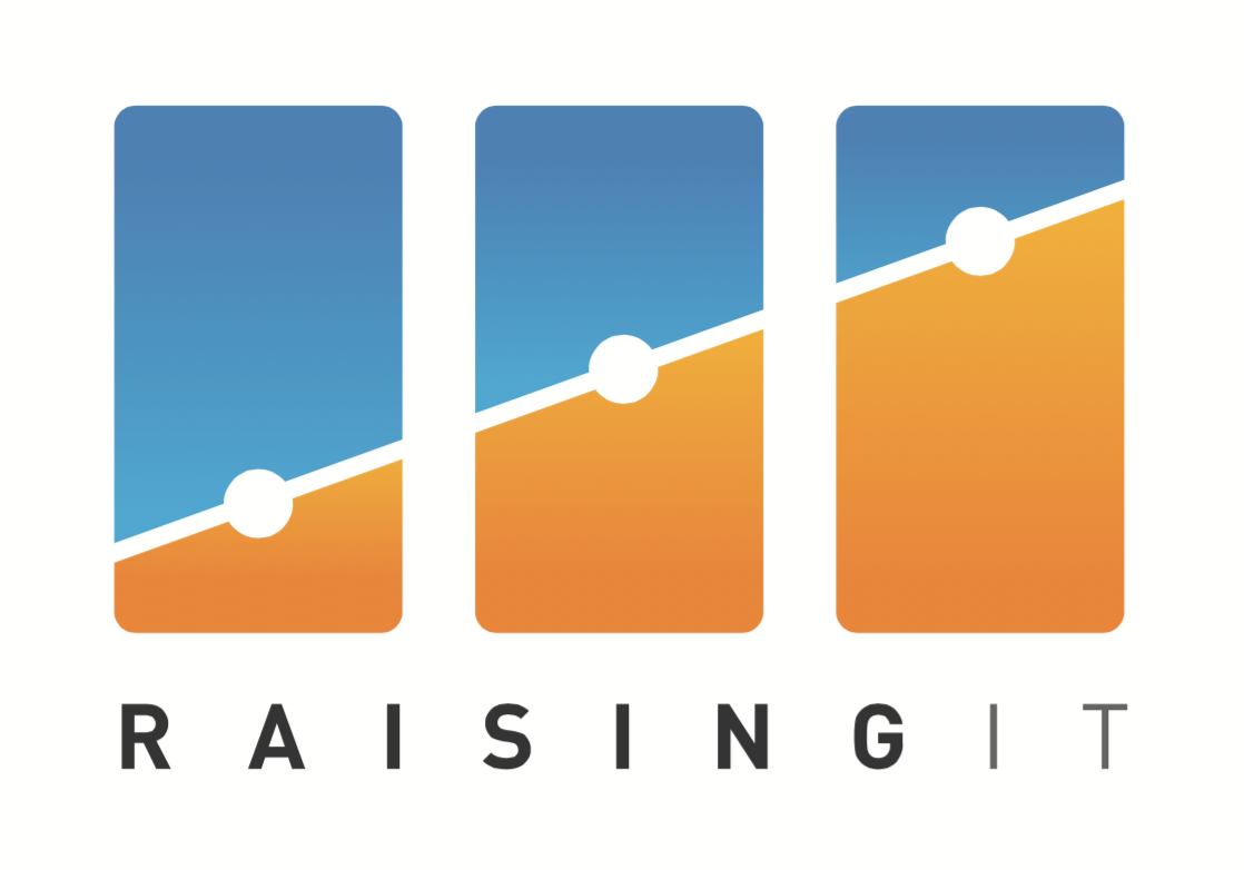 Raising IT logo